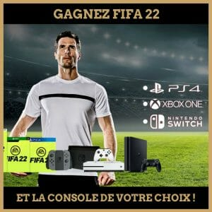concours fifa 22